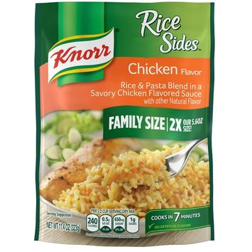 Knorr Rice Side Dish Chicken 11.4 oz