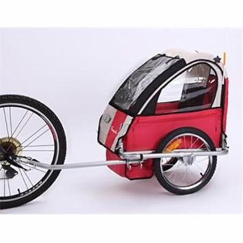 Sepnine BT-505-Red Single Seat Baby Trailer Only, Red