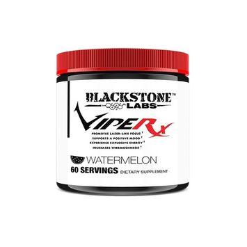 Blackstone Labs ViperX Powder 60 Servings Thermogenic Fat Burner Watermelon Flavor