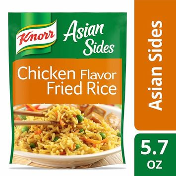 Knorr Asian Side Dish, Chicken Fried Rice, 5.7 Ounce (Pack of 4)