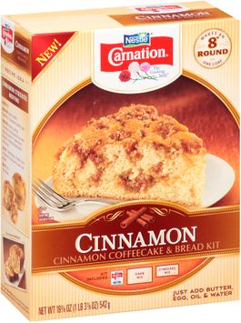 Carnation Cinnamon Coffeecake & Bread Kit