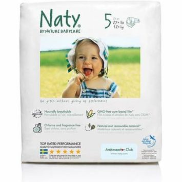 Nature Babycare - Diapers, count 23, Size 5