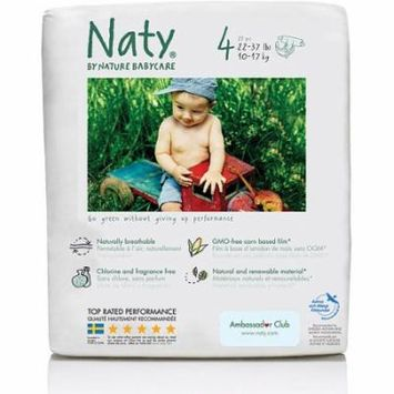 Nature Babycare - Diapers, count 27, Size 4