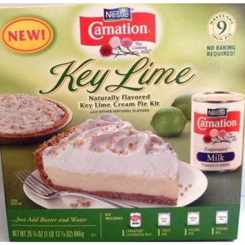 Carnation Key Lime Cream Pie Dessert Kit
