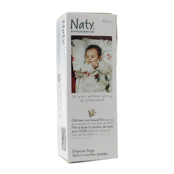 Nature babycare Eco Diaper/Nappy Disposal Bags