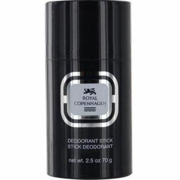 Royal Copenhagen Deodorant Stick for Men 2.50 oz (Pack of 6)