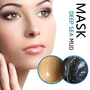 Coerni Professional Natural Deep Sea Black Mud Blackhead Remover Peel Off Face Mask
