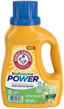 ARM & HAMMER™ BioEnzyme Power Liquid Laundry Detergent