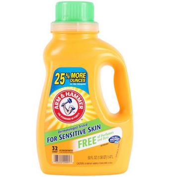ARM & HAMMER™ Liquid Laundry Detergent For Sensitive Skin