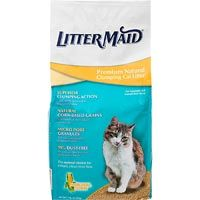 Applica Consumer Products LitterMaid Premium Natural Clumping Cat Litter, 7 lbs.