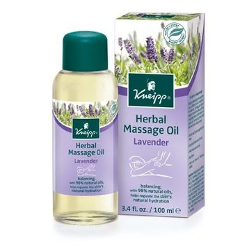 Kneipp Massage Oil, 3.38 Fl Oz [Lavender]