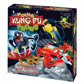 Patch Products Kung Fu Frogs Game