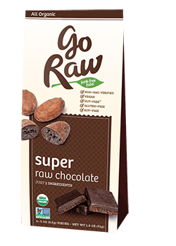 Go Raw Super Raw Chocolate