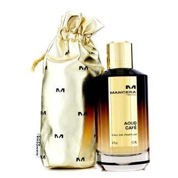 Mancera 17562741005 Aoud Cafe Eau De Parfum Spray - 120 ml.