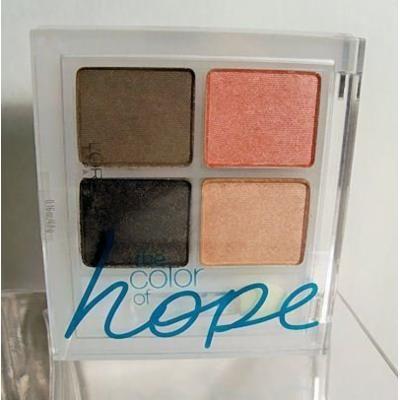 L'Oréal Paris Color of Hope Wear Infinite Eye Shadow Quad