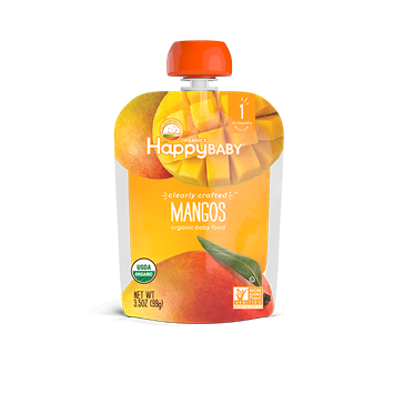Happy Baby® Organics Clearly Crafted™ Mangos