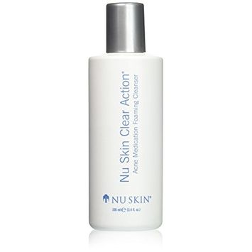 Nu Skin NuSkin Clear Action Acne Medication Foaming Cleanser - 3.4 Oz.