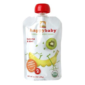 Happy Baby® Organics Banana & Kiwi