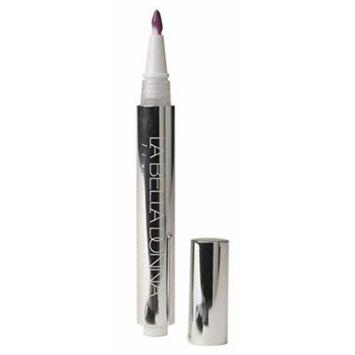 La Bella Donna Baci-Baci Moisturizing Lip Colour Lip Gloss in a Click Pen dispenser - Grappa