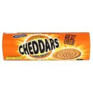 McVities Baked Cheddars Cheese Biscuits 150g