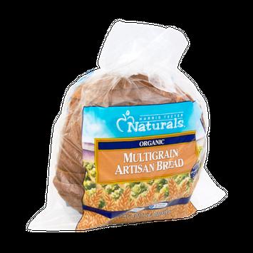Harris Teeter Naturals Organic Multigrain Artisan Bread