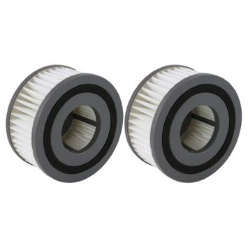 2 Pack Felji F15 Washable HEPA Filters for Dirt Devil Vacuum Cleaners Part # 1-SS0150-000 3-SS0150-001