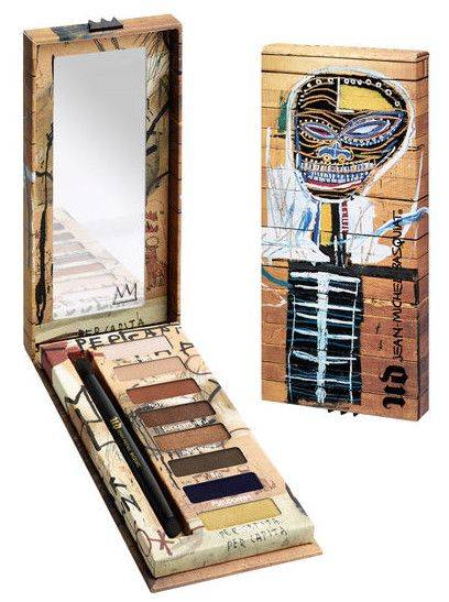 Urban Decay Jean-michel Basquiat Gold Griot Palette