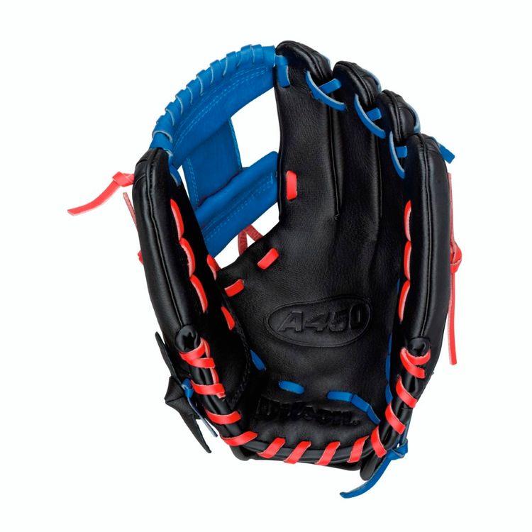 Wilson Advisory Staff Hanley Ramirez A450 HR13 11.5 inch Youth Baseball Glove
