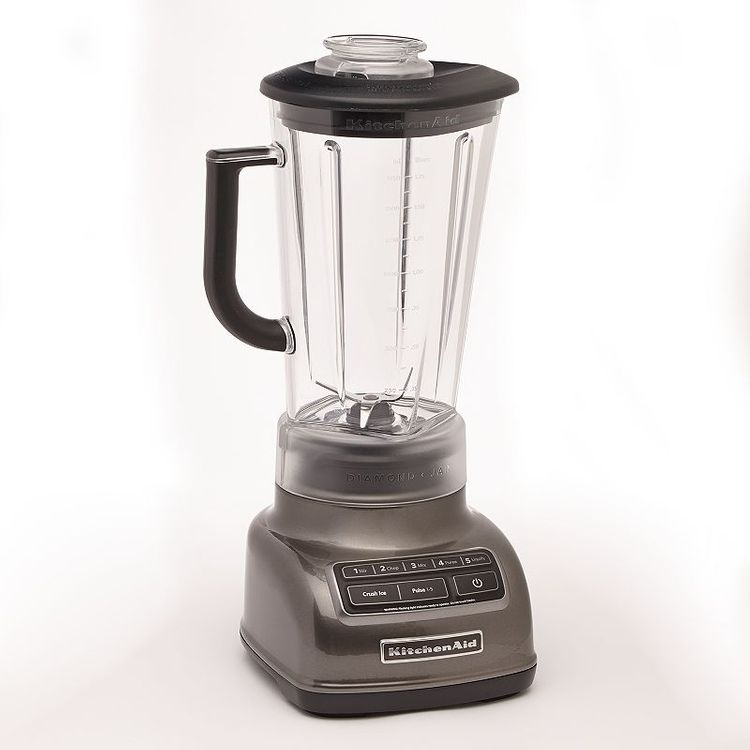 KitchenAid KSB1575 5-Function Diamond Blender (Grey)