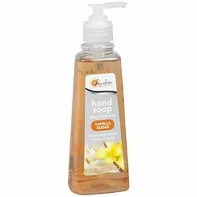 5 Pack Awaken by Quality Choice Vanilla Sugar Liquid Hand Soap Pump 14oz Each