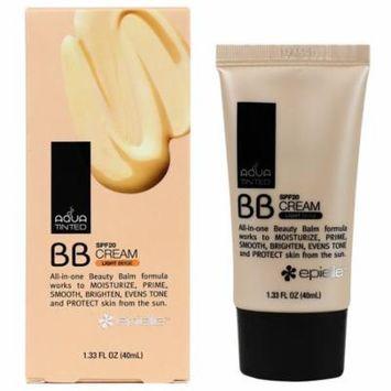 Epielle Aqua Tinted BB Cream SPF 20 Light Beige(1 pack)