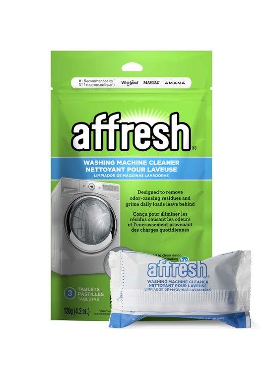 Maytag Affresh Washer Cleaner Tablets, 3 Count