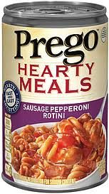 Prego® Hearty Meals Sausage Pepperoni Rotini