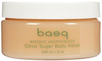 Basq Citrus Sugar Body Polish - 8 oz