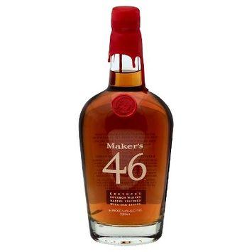 Maker's 46 Whisky Maker's 46 Kentucky Whiskey Rated 90-95We