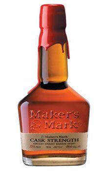 Maker's Mark Bourbon Cask Strength