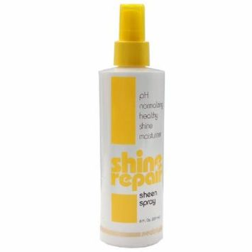 Shine Repair Sheen Spray 8oz (New Black N Sassy Daily Oil Sheen Spray)