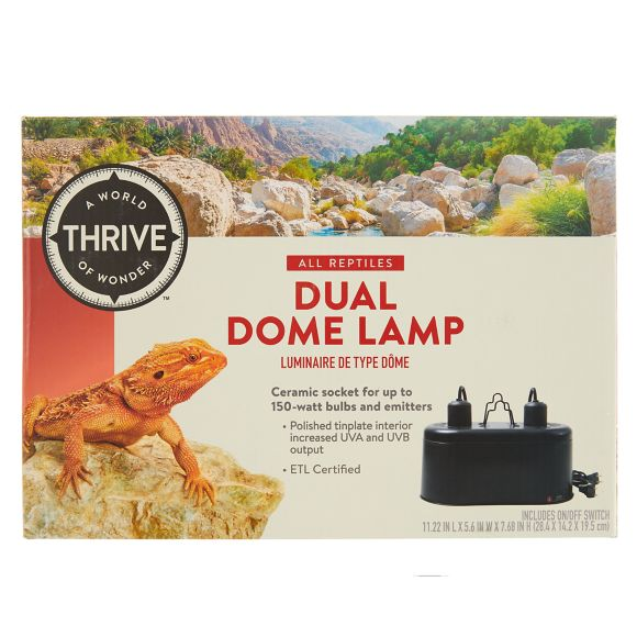 Thrive Dual Dome Lamp Reviews 2020