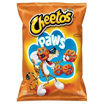 Cheetos® Paws Cheese Flavored Snacks