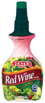 Stater bros Salad Spray Red Wine Dressing