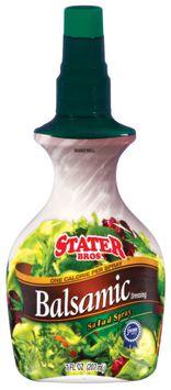 Stater bros Salad Spray Balsamic Dressing