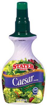 Stater bros Salad Spray Caesar Dressing