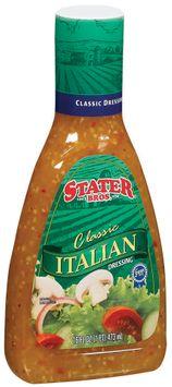 Stater bros Italian Dressing