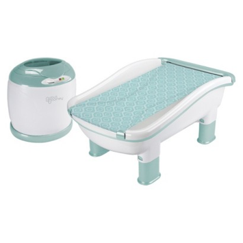Baby's Journey Comfy Cozy Tub & Towel Warmer