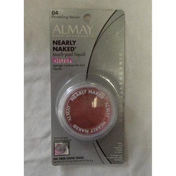 Almay Nearly Naked Touch-Pad Blush  Revealing Raisin