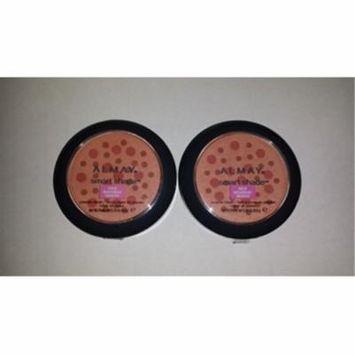 Almay Smart Shade Powder Blush, Coral [30] 0.24 oz (Pack of 2)