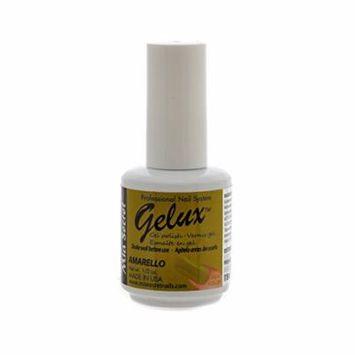 Mia Secret Professional Nail System Gelux Soak off Gel Polish 0.5oz-Amarello