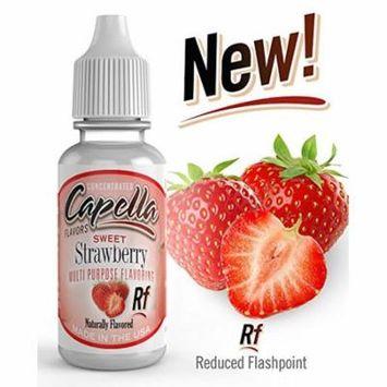 Capella Flavor Drops Sweet Strawberry Flavor Concentrate 13ml/0.4 fl oz