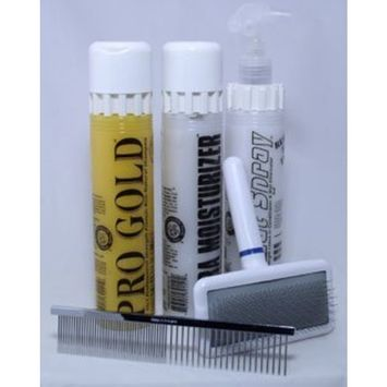 Labradoodle Coat Care Grooming Kit FREE BONUS