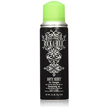 Tigi Bed Head Rockaholic Dirty Secret Dry Shampoo, 2.5 Ounce by TIGI